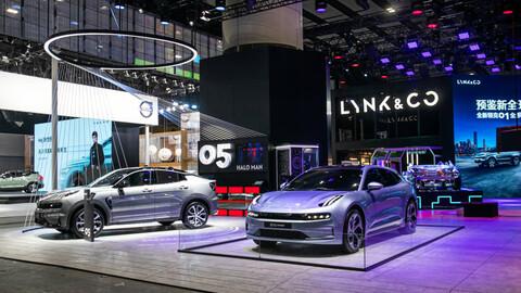 Lynk & Co. cumple cuatro años y es todo un suceso