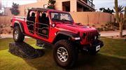Personaliza tu Jeep Gladiator con los nuevos accesorios que ofrece Mopar