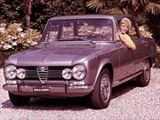 El Alfa Romeo Giulia cumple 50 años