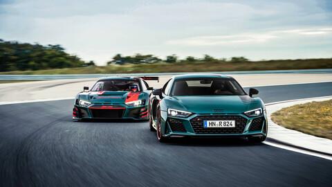 Audi R8 Green Hell Edition, el deportivo con alma del Nordschleife
