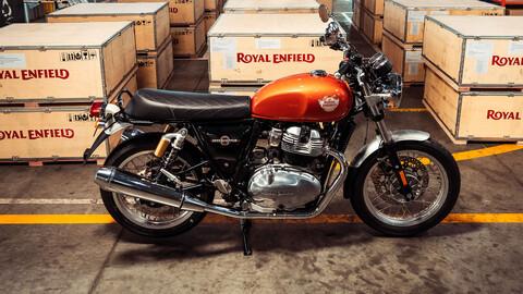 Royal Enfield producirá motos en la Argentina