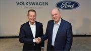 Volkswagen y Ford ratifican alianza para producir  eléctricos y camionetas