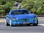 Mercedes-Benz SLS AMG Coupé Electric Drive debuta en París