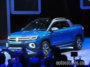 Volkswagen Tarok Concept, así será la nueva pickup para Latinoamérica