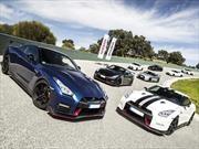 Más de 30 Nissan GT-R se reunieron en España