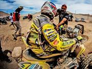 Ignacio Casale debió abandonar el Dakar 2015
