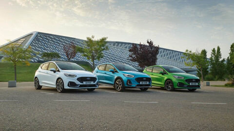 Ford Fiesta se renueva para 2022