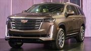 Cadillac Escalade 2021, muy lujosa
