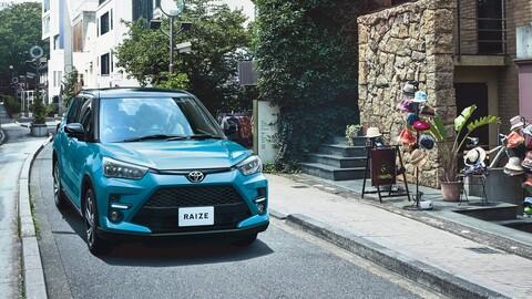 Toyota lanzará este año en Chile el nuevo Raize