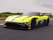 Aston Martin Vulcan AMR Pro radicaliza la potencia