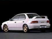 Subaru STI festeja su 30 aniversario