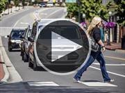 Video: Ford trabaja en la comunicación de los coches autónomos