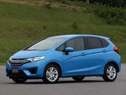 Así es la tercera generación del Honda Fit