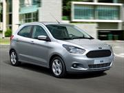 Se presentó el nuevo Ford Ka en Brasil