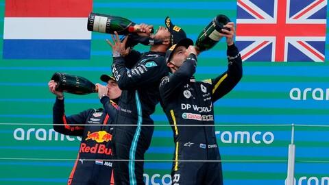 Los pilotos de Fórmula 1 con más seguidores en las redes sociales en 2021