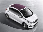El Peugeot 108 2015 mostrará todo lo que tiene en Suiza
