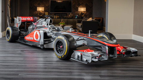 ¿Te comprarías la réplica de un F1?