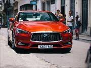 "Infiniti Q60, el primer auto ""estadounidense"" que llega a Cuba en 58 años"