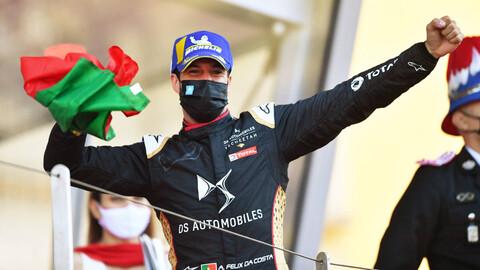 Fórmula E 2021: el campeón Da Costa aparece en Mónaco