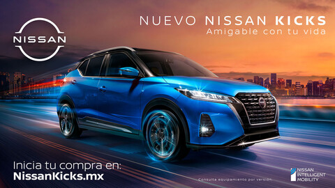 El nuevo Nissan Kicks 2021 también inicia preventa en México