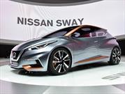 Nissan Sway Concept, el hatchback del futuro