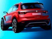 Conoce al T-Cross, el futuro CUV pequeño de Volkswagen