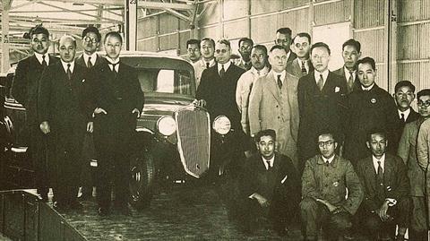 ¿Cómo surgió el nombre de Nissan?