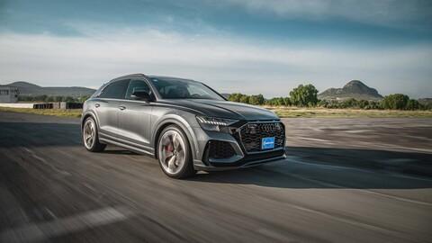 Audi RS Q8 2021 a prueba, brutalidad extrema con sutileza en detalles