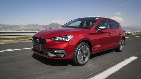 Primer contacto con el SEAT León 2021