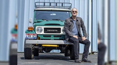 Tom Hanks vende su impecable Toyota Land Cruiser FJ40