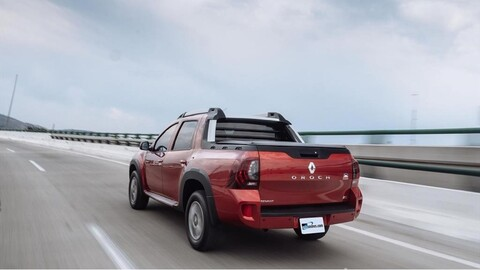 Las 10 pickups más vendidas en mayo 2021
