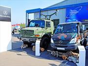 Kaufmann exhibe vehículos especiales en FIDAE 2014