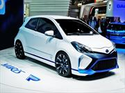 Toyota Yaris Hybrid-R Concept con 420 Hp