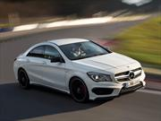 Mercedes-Benz CLA 45 AMG ya es una realidad
