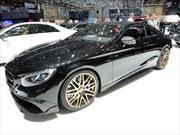 Brabus 850 6.0 Biturbo Coupe, el coupé con tracción total más poderoso del mundo