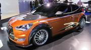 Hyundai Veloster Turbo 2013 debuta en Detroit