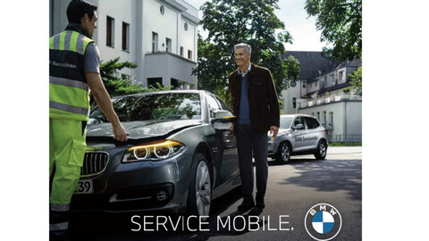 BMW Service Mobile, disponible en Medellín