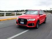 Manejamos el Audi RS Q3 Performance 2017