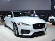 Jaguar estrena la segunda generación del XF