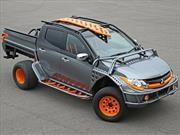 Este extremo Mitsubishi L200 recibe el sello Fast & Furious