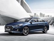 Hyundai Sonata 2018, afortunada cirugía estética