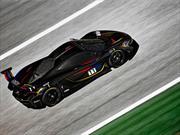 McLaren P1 GTR James Hunt 2017, merecido homenaje