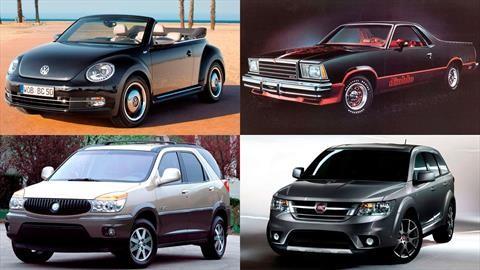 13 autos producidos en México, que no se vendieron aquí