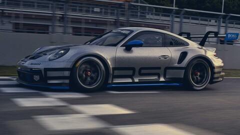 Porsche 911 GT3 Cup 2021: nueva generación para súper auto de carreras