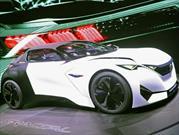 Peugeot Fractal Concept, creación del DJ Amon Tobin