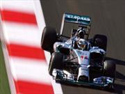 F1 GP de Rusia Clasificación, Pole para Hamilton