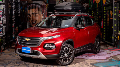 Chevrolet Groove 2022 llega a México, conoce los precios y versiones de la hermana menor de Tracker