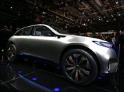 Mercedes-Benz Generation EQ, el futuro SUV eléctrico
