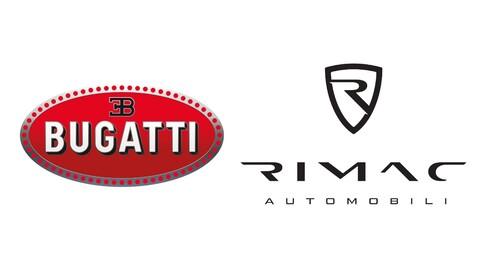 Bugatti y Rimac se unen para crear una empresa fabricante de hiperautos