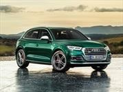 Audi SQ5 TDI 2020, SUV alemana de gran desempeño